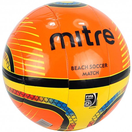 Мяч Mitre BEACH SOCCER MATCH пляжный