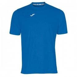 Футболка JOMA T-SHIRT COMBI Royal